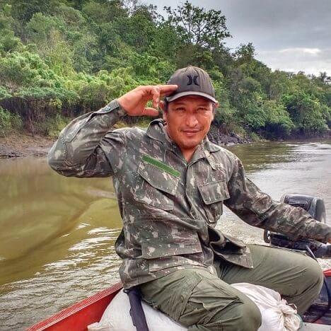 antonio amazonia wild experience