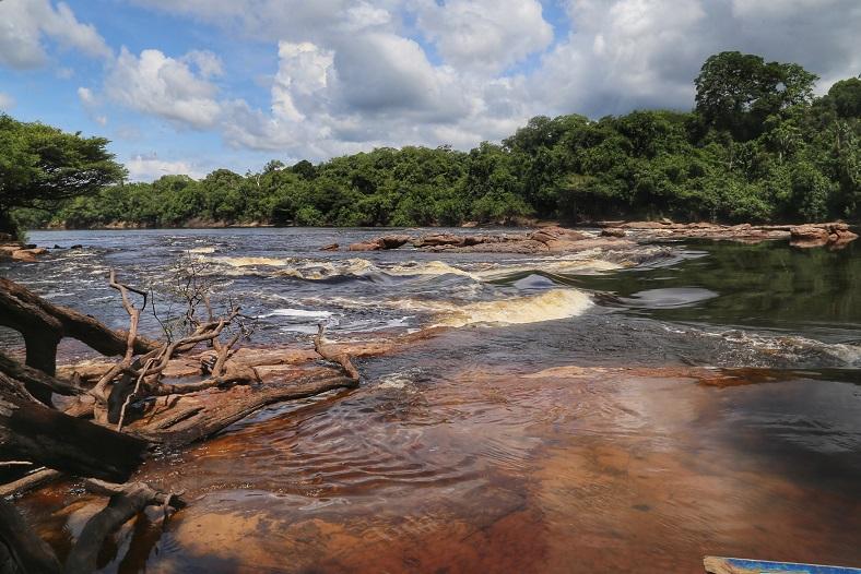 Jau river