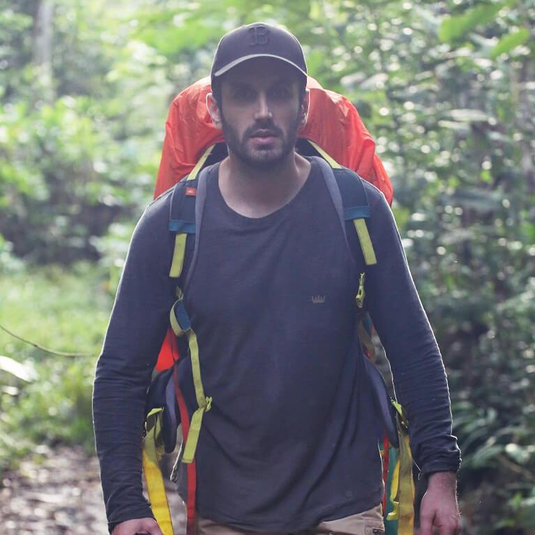 pierre amazonia wild experience