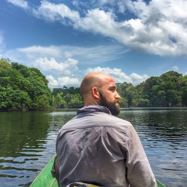 Anthony amazonia wild experience