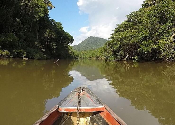 Découverte du Guyana en bateau